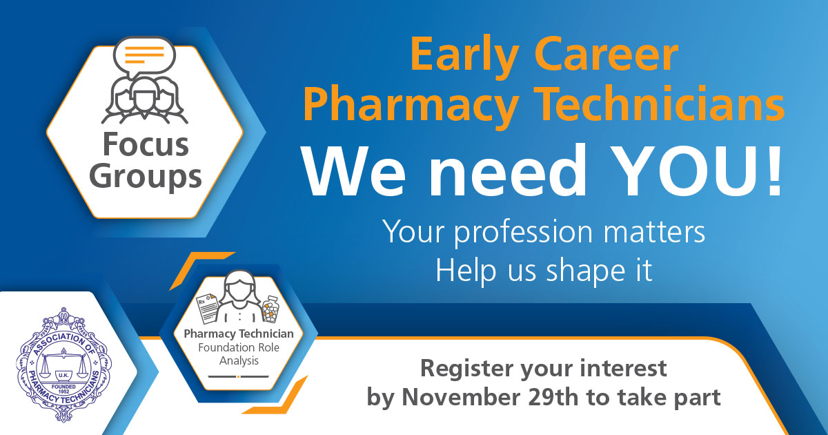 Participating in the Foundation Pharmacy Technician Role Analysis |  Buttercups Training