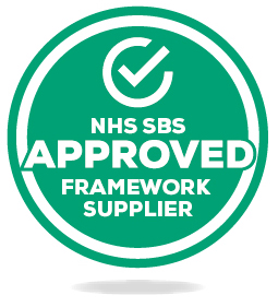 NHS SBS Approved Framwork Supplier